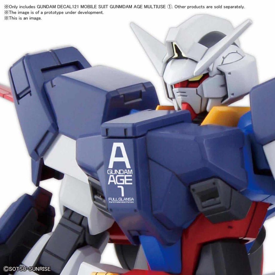 1/144 Gundam Age Multiuse 1 No. 121 Pose 3
