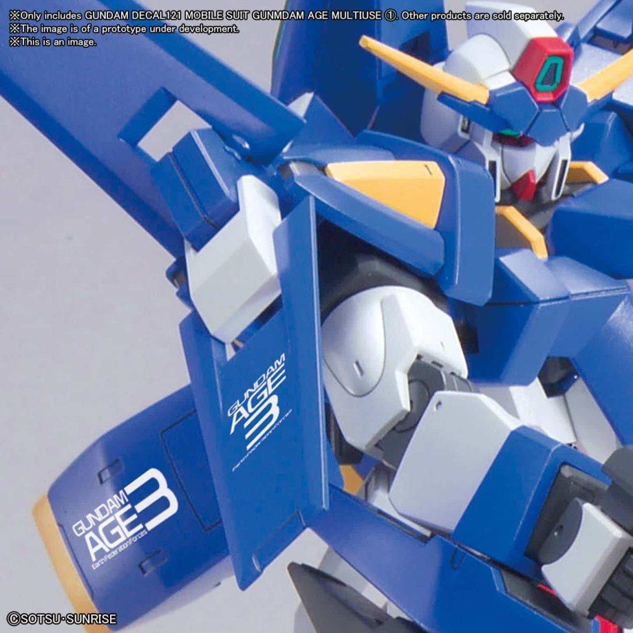 1/144 Gundam Age Multiuse 1 No. 121 Pose 5