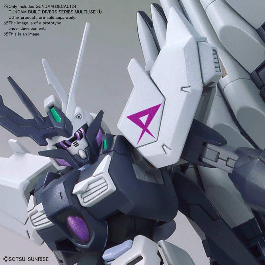 1/144 Gundam Build Divers Multiuse 1 No. 124 Pose 5