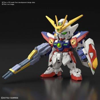 SDEx Standard Wing Gundam Zero Pose 1
