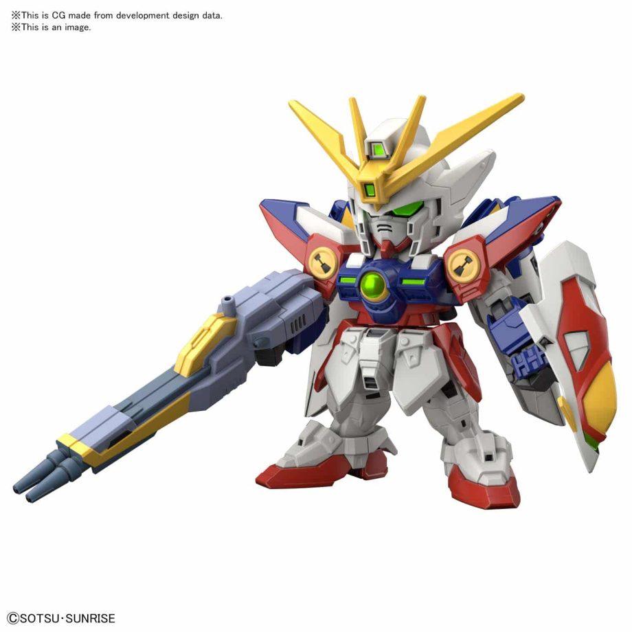 SDEx Standard Wing Gundam Zero Pose 2