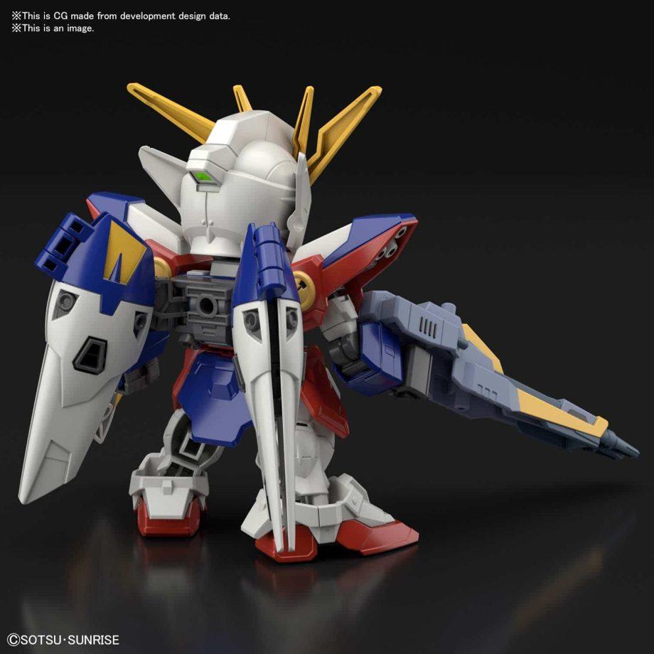 SDEx Standard Wing Gundam Zero Pose 3