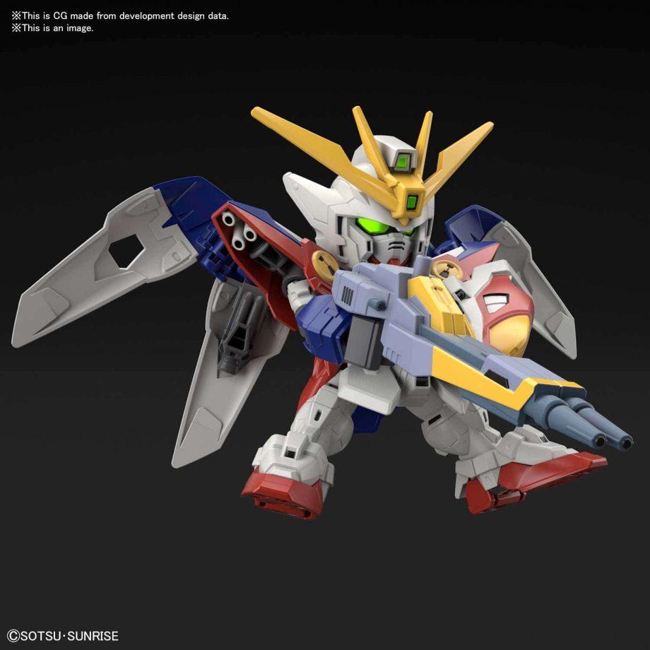 SDEx Standard Wing Gundam Zero Pose 4