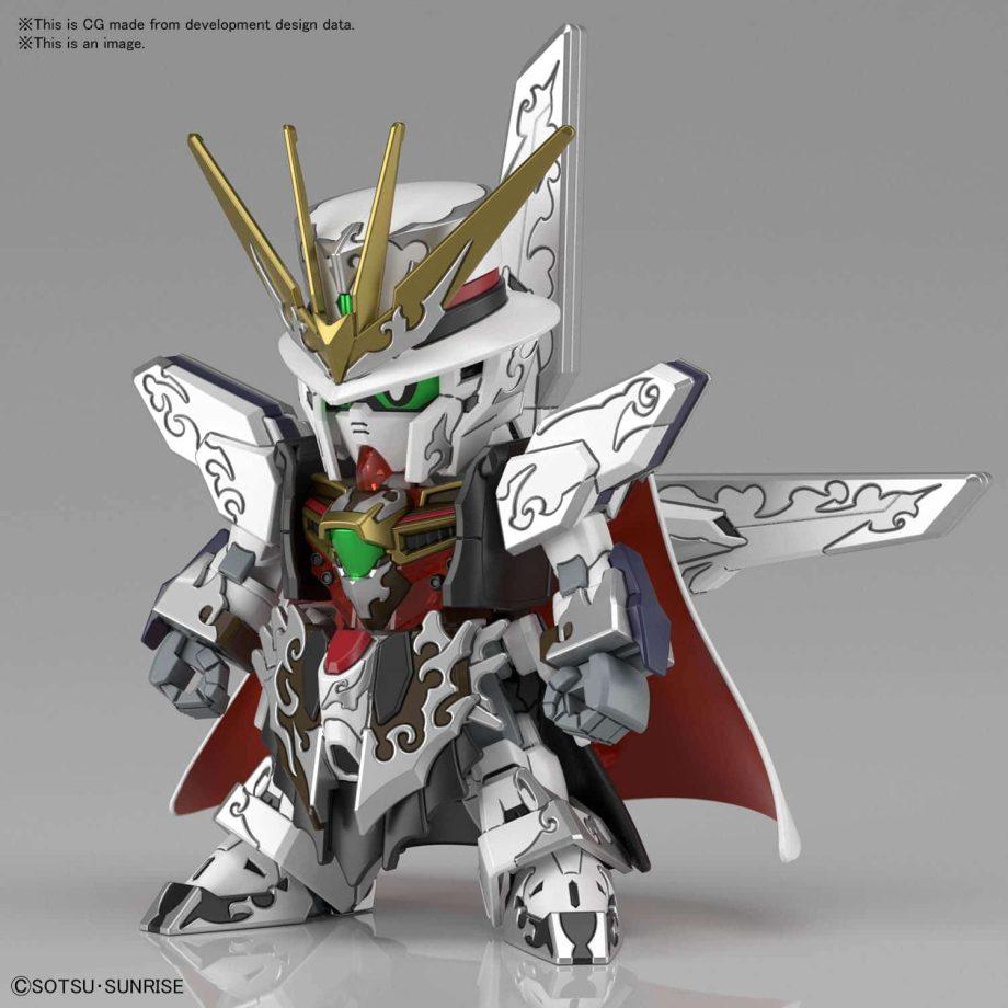 Arsene Gundam X Pose 1