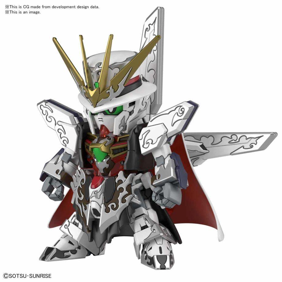 Arsene Gundam X Pose 2