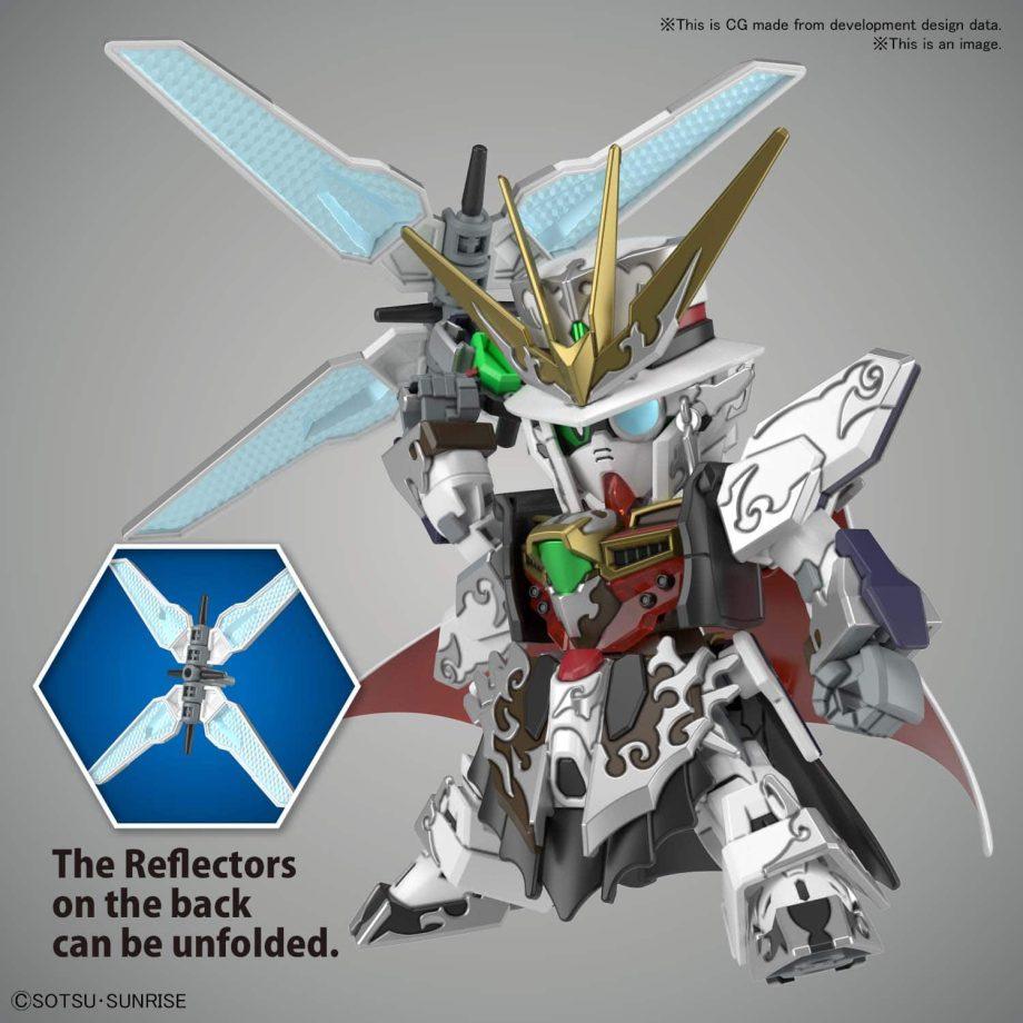 Arsene Gundam X Pose 4