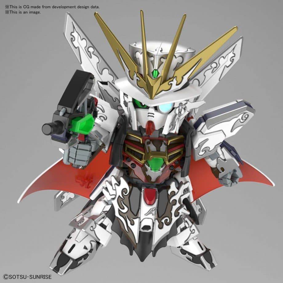 Arsene Gundam X Pose 5