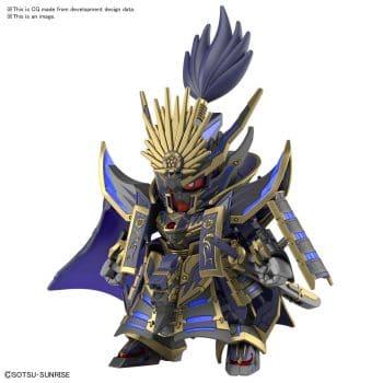 Nobunaga Gundam Epyon Dark Mask Ver. Pose 1