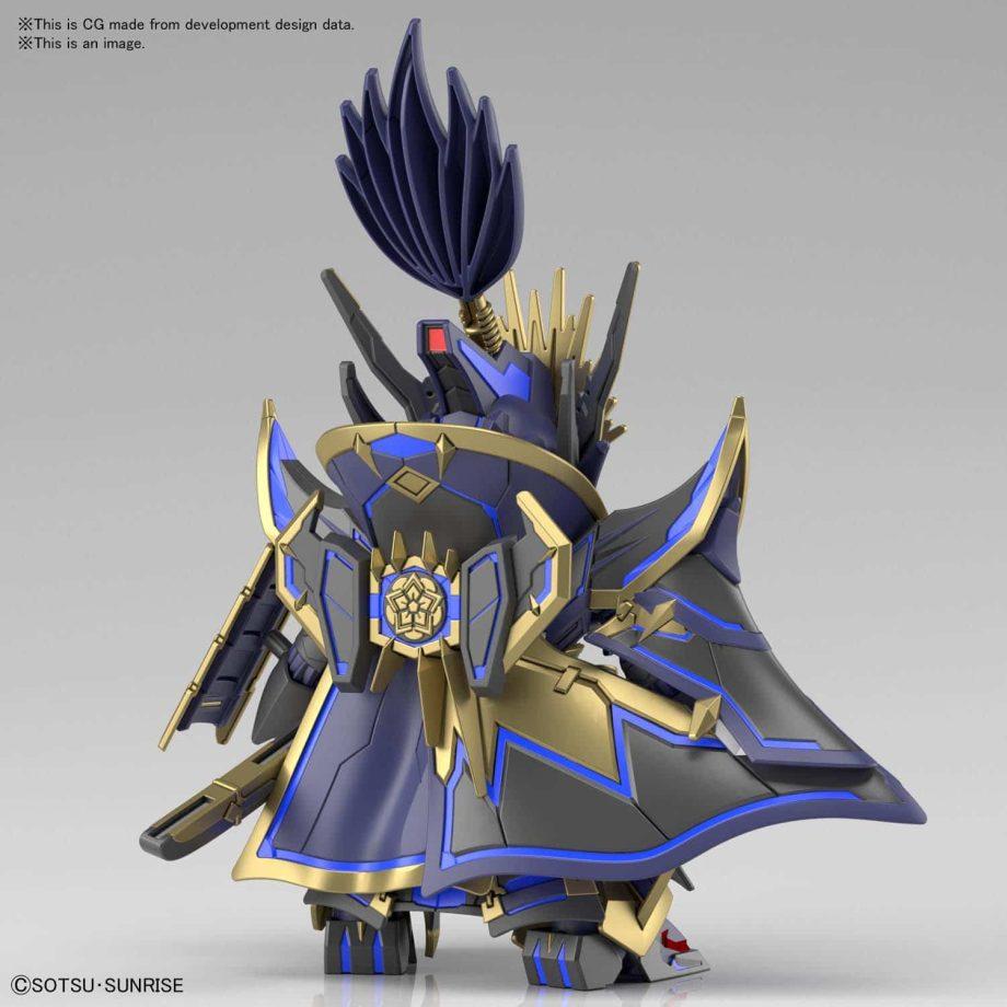 Nobunaga Gundam Epyon Dark Mask Ver. Pose 2
