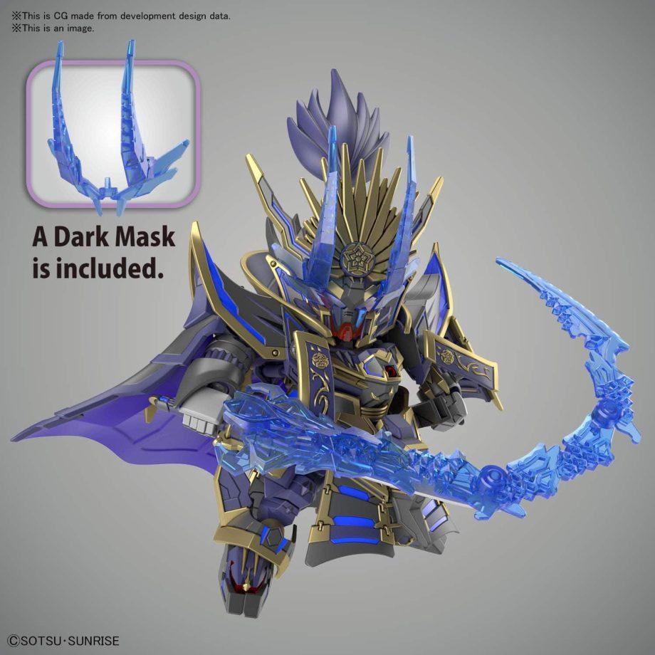 Nobunaga Gundam Epyon Dark Mask Ver. Pose 3
