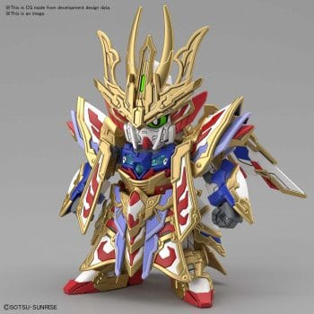 Cao Cao Wing Gundam Isei Style Pose 1