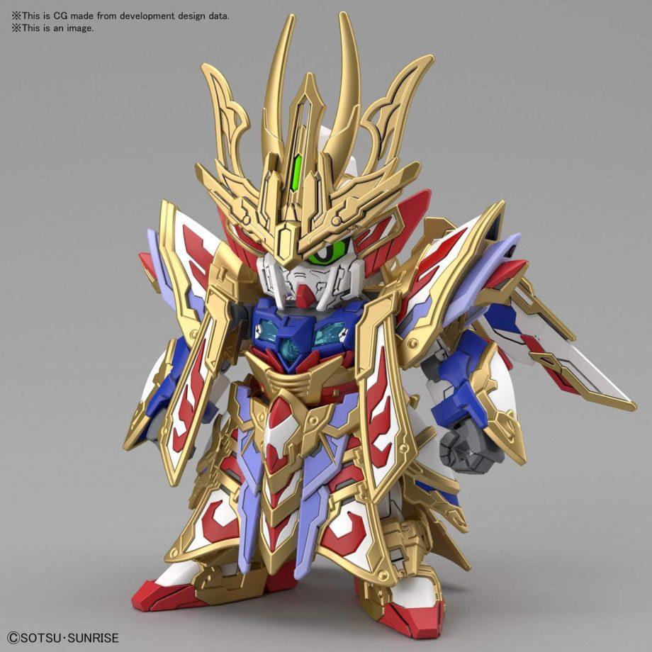 Cao Cao Wing Gundam Isei Style Pose 1