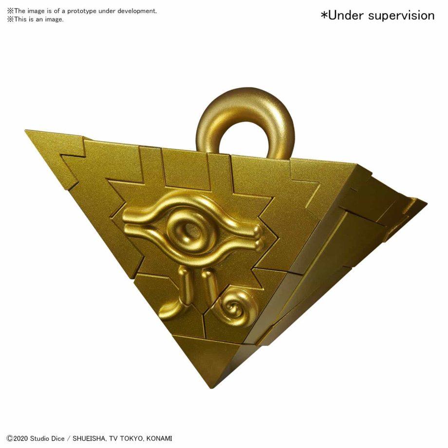 Yu Gi Oh! Ultimagear Millennium Puzzle Kit Pose 2