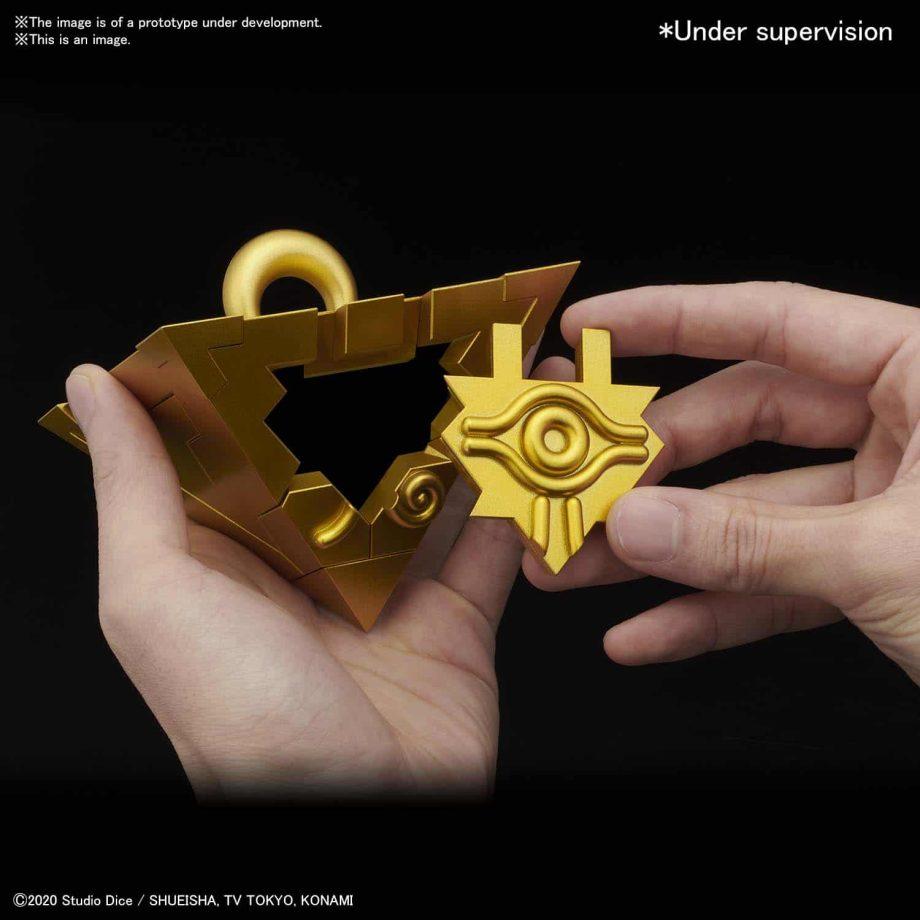 Yu Gi Oh! Ultimagear Millennium Puzzle Kit Pose 5