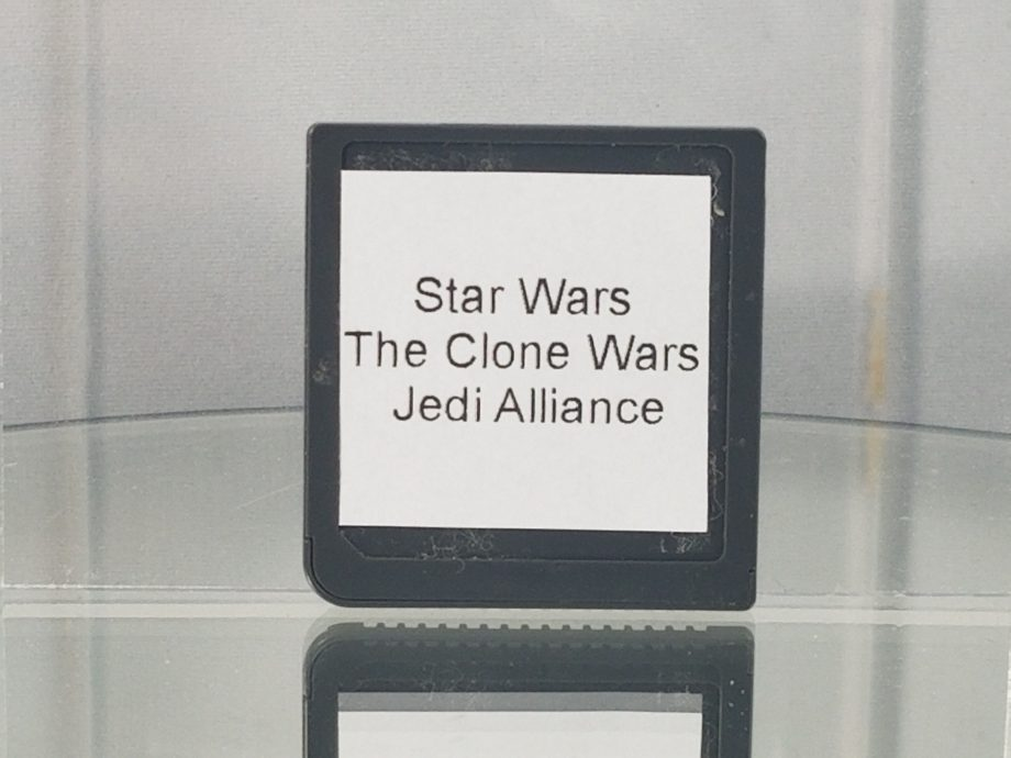 Star Wars The Clone Wars Jedi Alliance