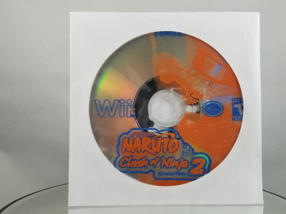 Naruto Clash Of Ninja 2 Revolution