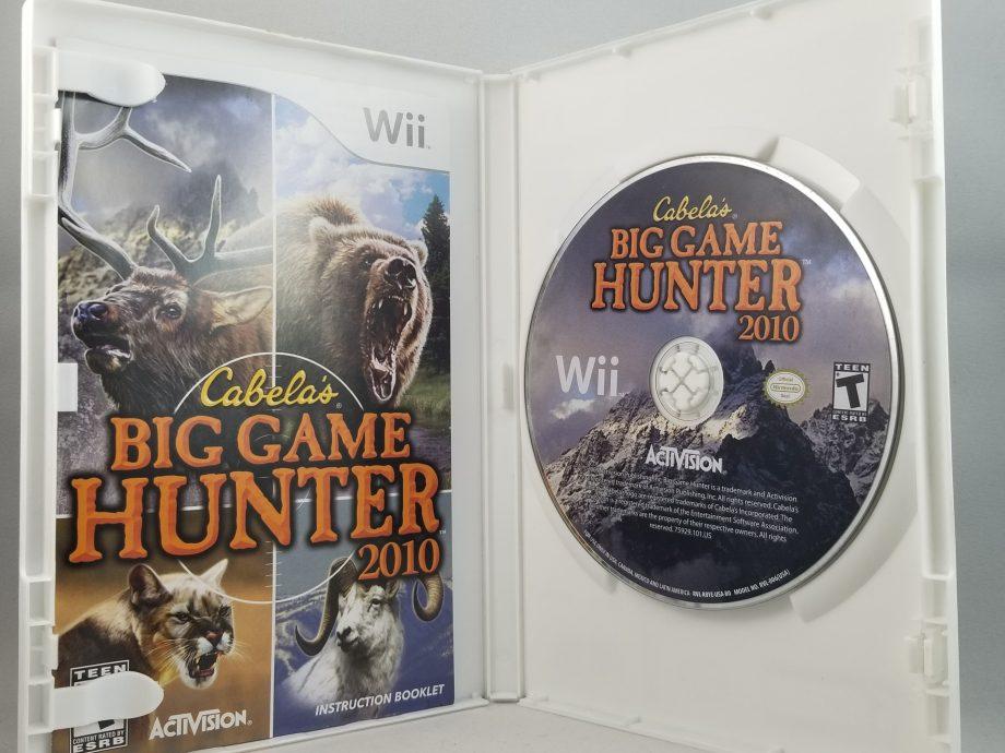 Cabela's Big Game Hunter 2010 Disc