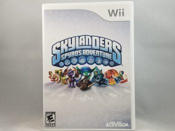 Skylanders Spyro's Adventure Front