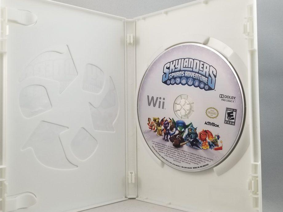 Skylanders Spyro's Adventure Disc
