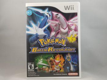 Pokemon Battle Revolution Front