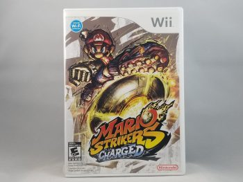 Mario Strikers Charged Front