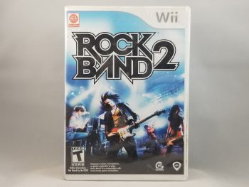 Rock Band 2 Front