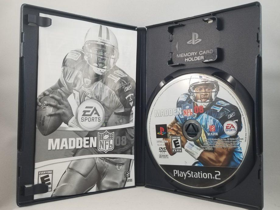 Madden NFL 08 Disc
