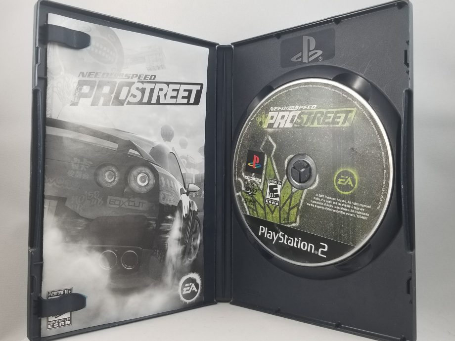 Need For Speed Pro Street Disc