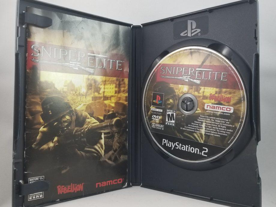 Sniper Elite Disc