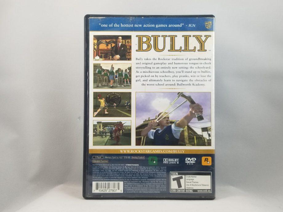 Bully Back