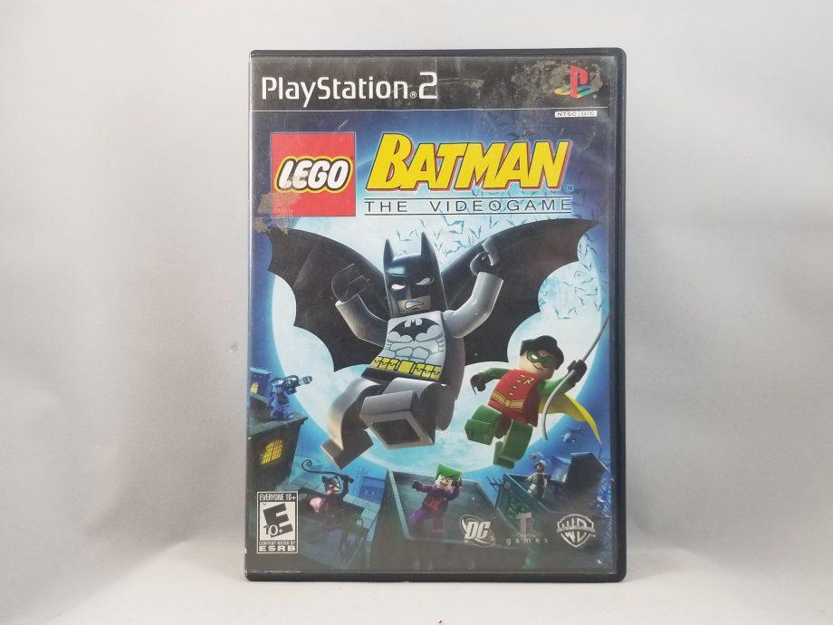 LEGO Batman The Videogame Front