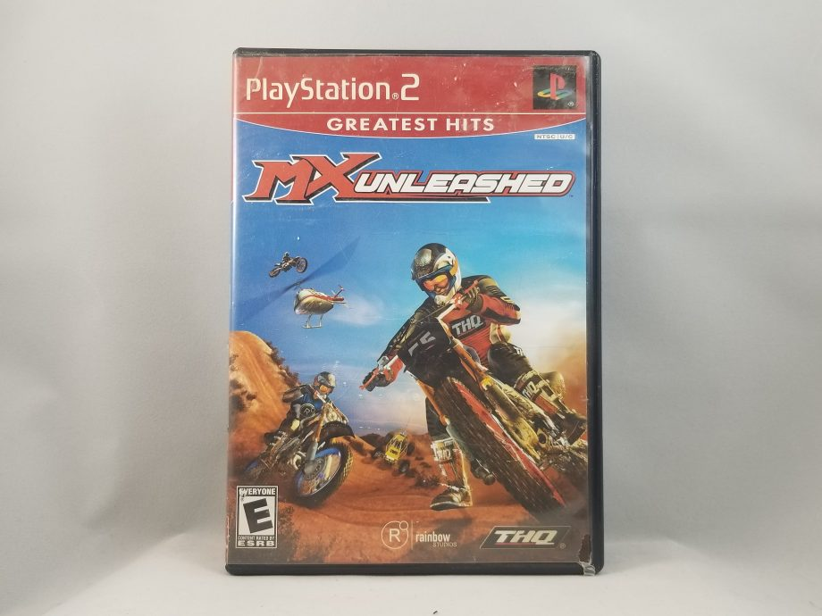 MX Unleashed Front