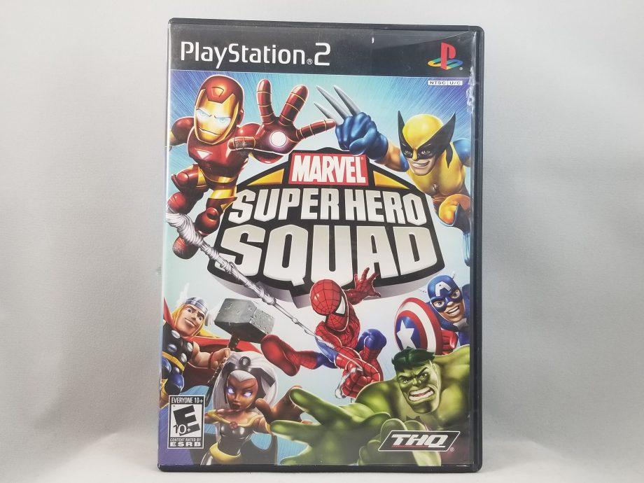 Marvel Super Hero Squad Front