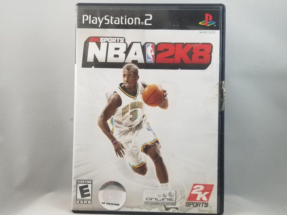 NBA 2K8 Front