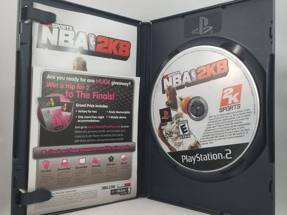 NBA 2K8 Disc