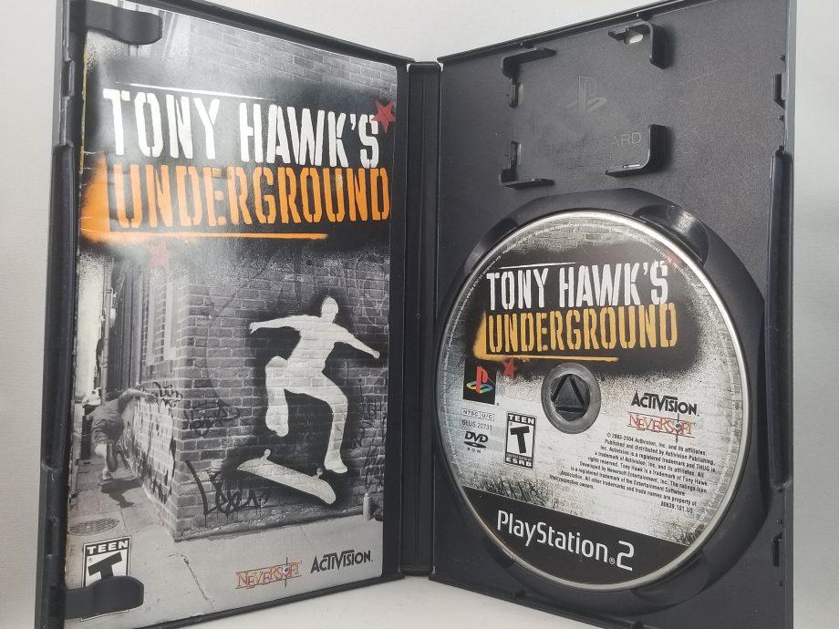 Tony Hawk Underground Disc