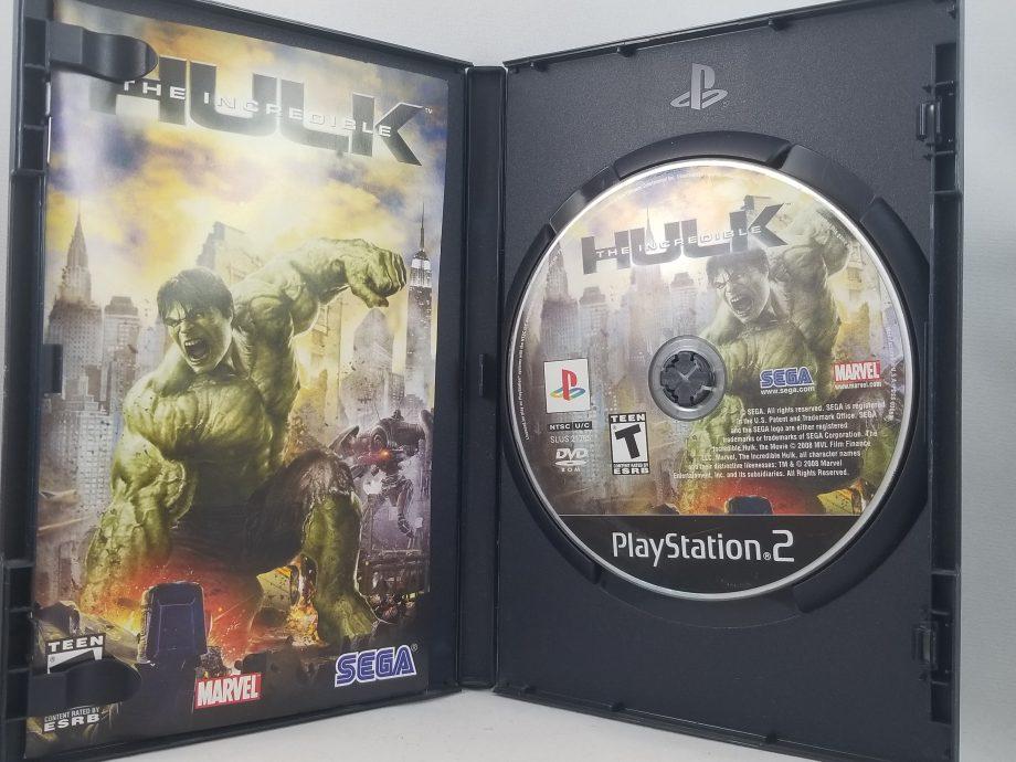The Incredible Hulk Disc