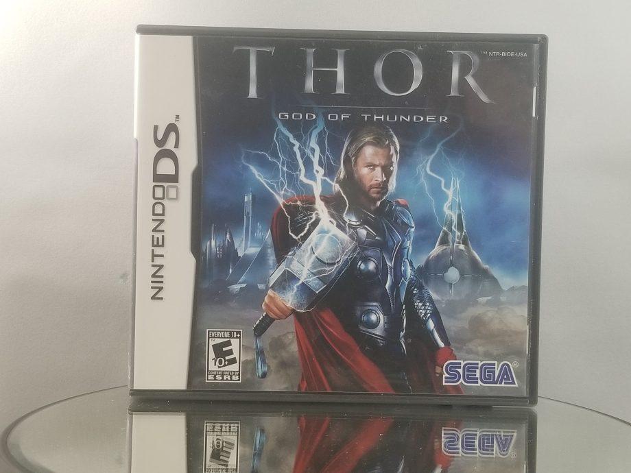 Thor God Of Thunder Front
