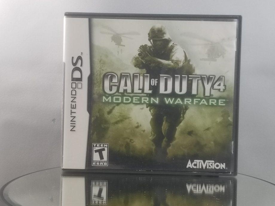 Call Of Duty 4 Modern Warfare Front