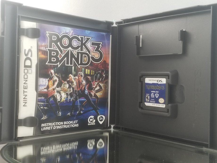Rock Band 3 Disc