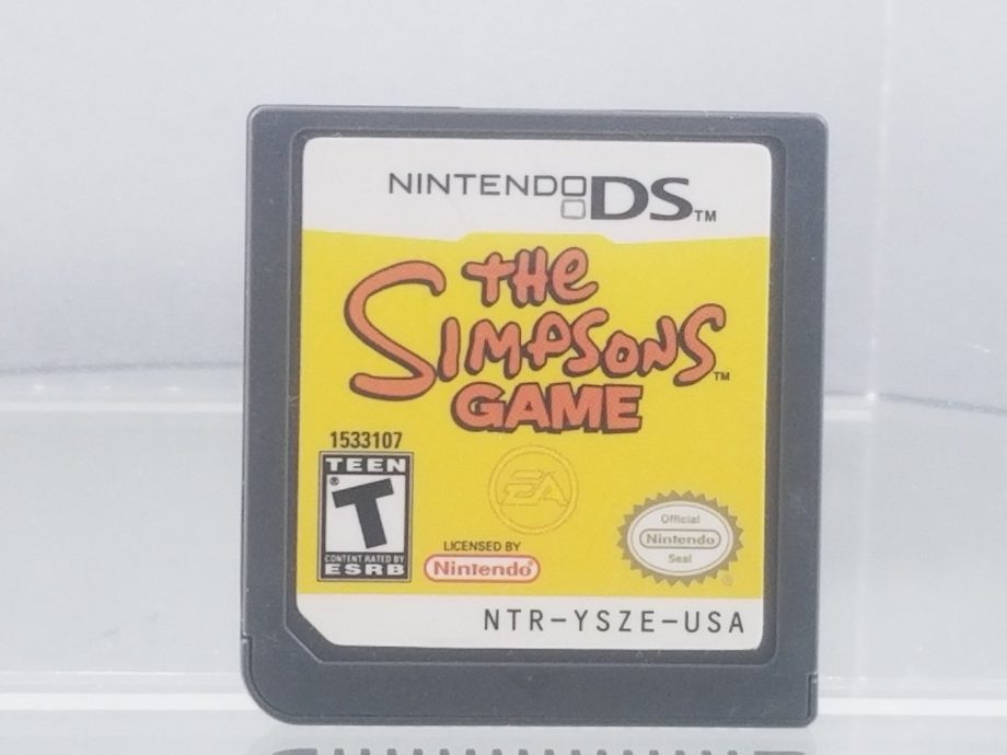 The Simpson Game