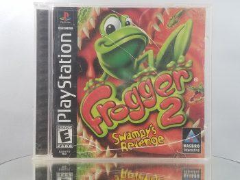Frogger 2 Swampy's Revenge Front