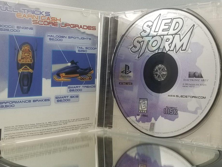 Sled Storm Disc