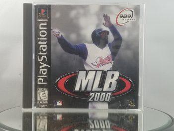 MLB 2000 Front