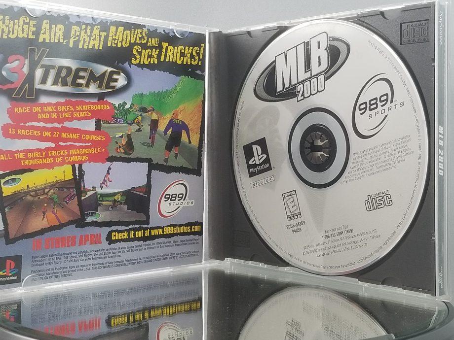 MLB 2000 Disc