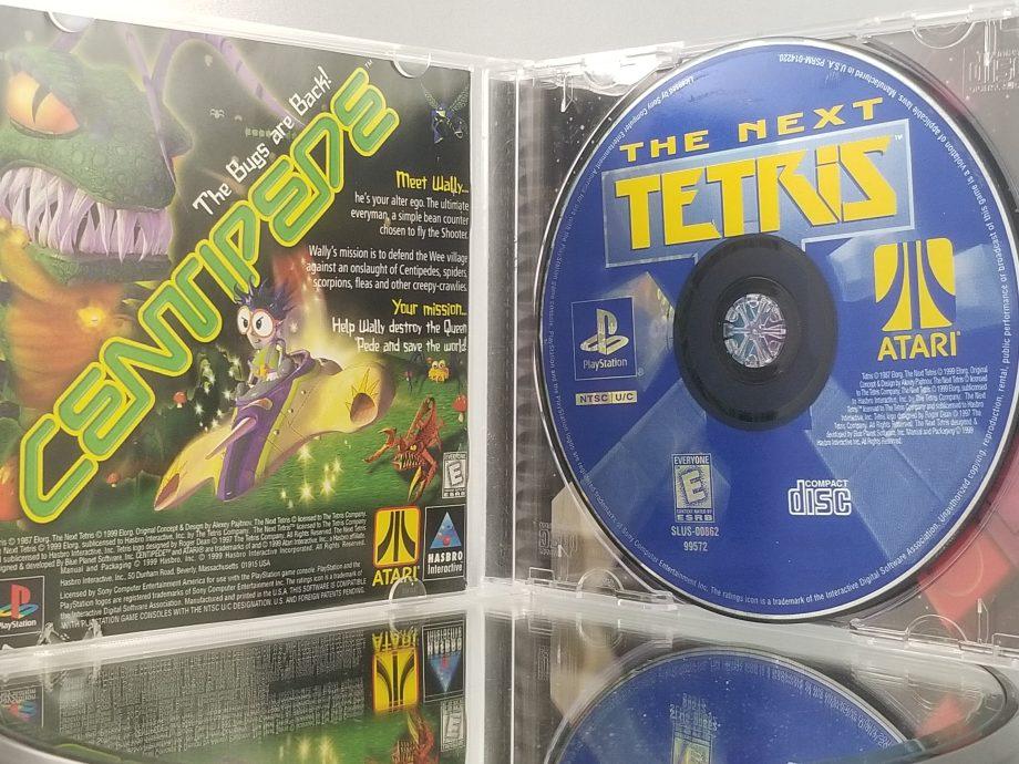 The Next Tetris Disc