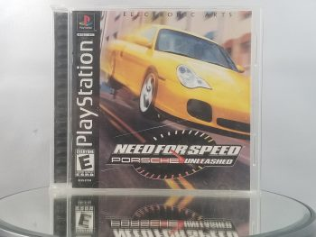Need For Speed Porsche Unleashed Front