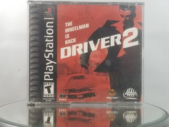 Driver 2 Front