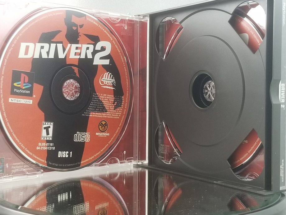 Driver 2 Disc 1