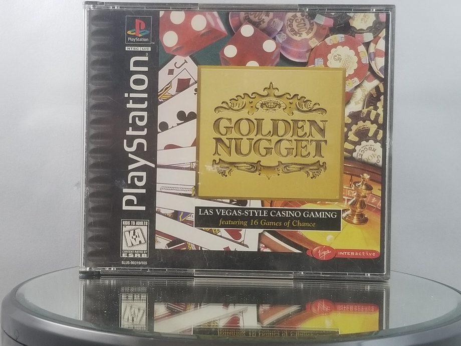 Golden Nugget Front